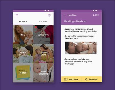My Child : Healthcare App