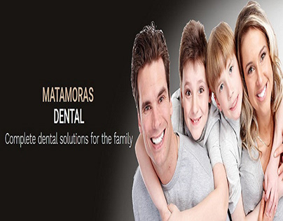 Matamoras Dental   on Behance