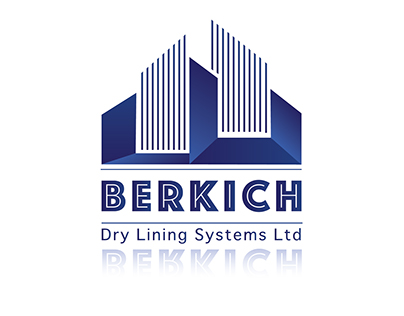 BERKICH logo design and business cards