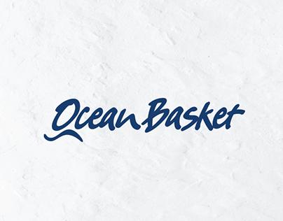 Ocean Basket Social Media