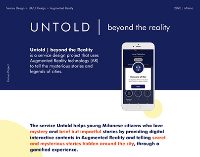 Untold |beyond the reality