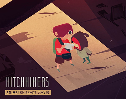 HITCHHIKERS short movie