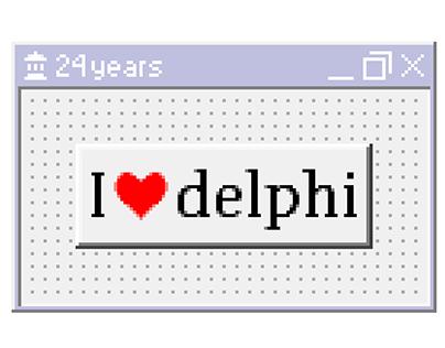 Delphi's birthday