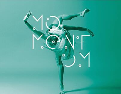 Momentum - Dynamic logo