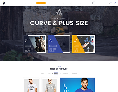 Venus - Responsive Multipurpose WordPress Theme
