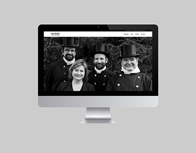 chimney sweeper | Webdesign