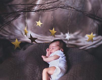 Oran - Newborn Portraits
