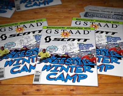 Gstaad-Scott Freestyle Winter Camp