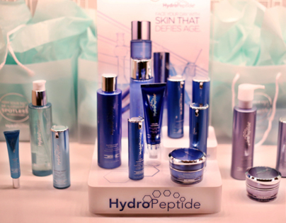 Hydropeptide Product Launch Event