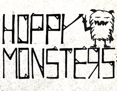 HOPPY MONSTERS BEER