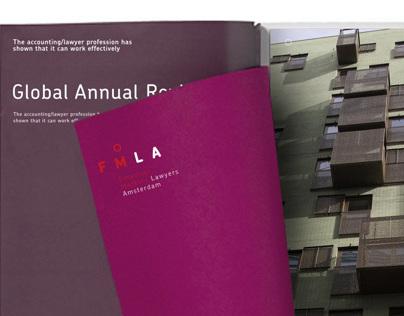 Brand identity proposal financial market lawyers