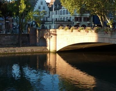 Les ponts de Strasbourg