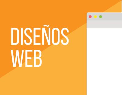 Diseños Web