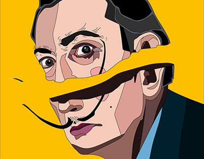 Tribute to / Salvador Dalì