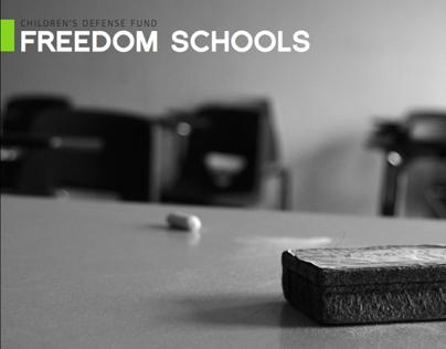 CDF Freedom Schools - Promotional Mailer