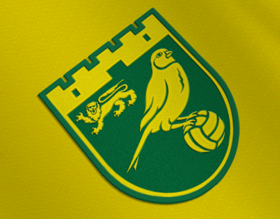 Norwich City FC rebrand concept