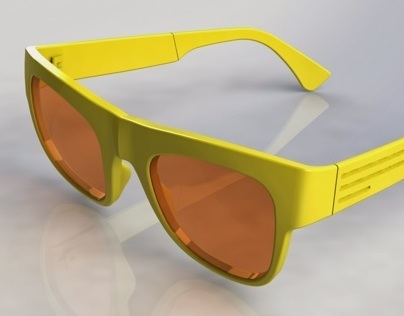 Solidworks Sunglasses