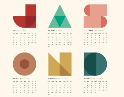 2014 Calendar from Knick Knack Store