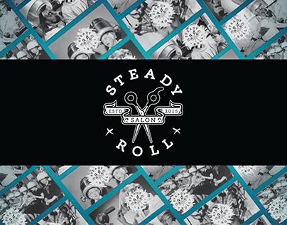 Steady Roll Salon, Branding & Promotional