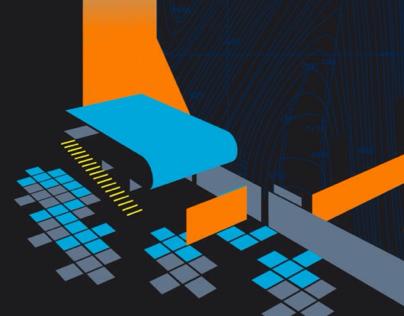 """""""Solar decathlon"""" seminar poster -2010"""