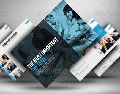 Business Advantage Powerpoint Template