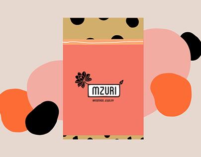 Brand Identity for Mzuri