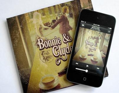Fred's House 'Bonnie & Clyde' Album Artwork
