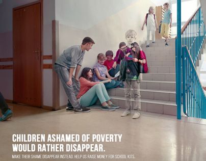 SOS CHILDREN'S VILLAGES Shame