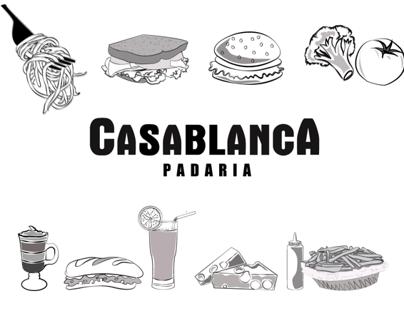 Cardápio | Padaria Casablanca