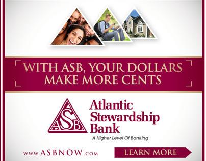 Atlantic Stewardship Bank E-blasts & Banner Ads