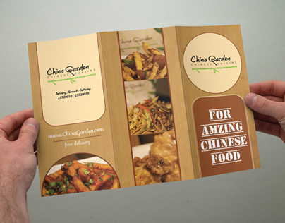 China Garden Restaurant Menu