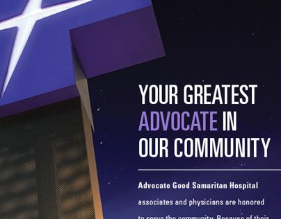Advocate Health Care Site Claims