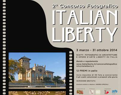 2° Concorso Fotografico ITALIAN LIBERTY