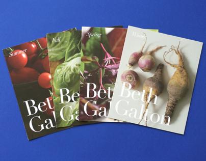 Beth Galton Recipe Promo