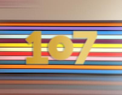 107 Station Street Branding