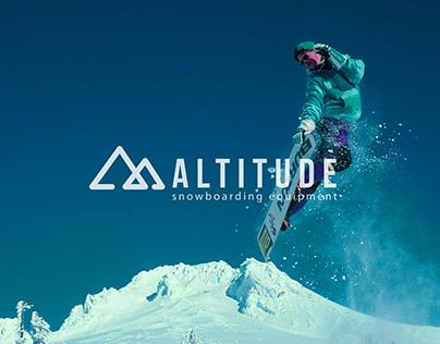 Altitude Snowboarding Equipment