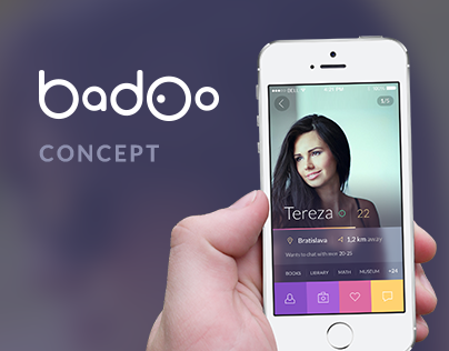 Badoo concept