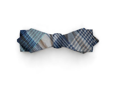A time-killing bow tie