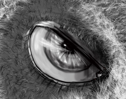 Eye Dog / Personal sketch