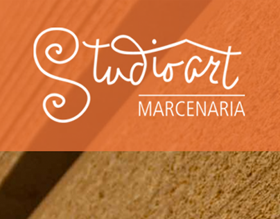 Studio Art Marcenaria Identidade Corporativa / Branding