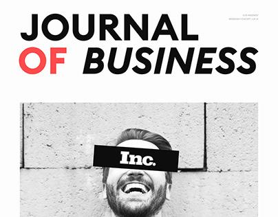 INC - Jurnal of business