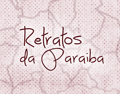 Quadro Retratos da Paraíba da TV Correio