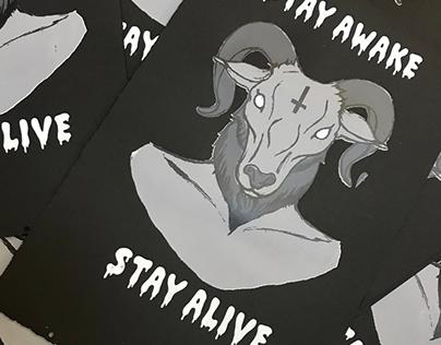 Stay Awake, Stay Alive