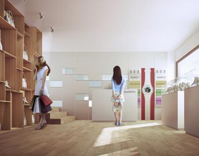 3D Interiors / Store Design