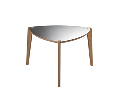 IWOODLIKE coffee table
