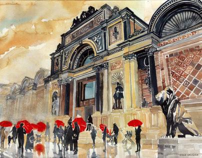 architectural watercolors vol 4