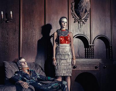 HUF Magazine | Fashion Insanity