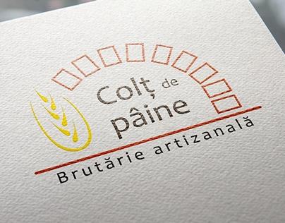 Visuals for Colt de Paine bakery
