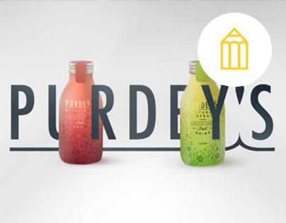 Repackaging Purdey's
