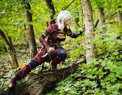 Merisiel the Rogue Cosplay